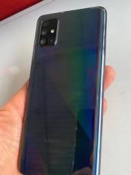 Samsung Galaxy A71, ainda na garantia!