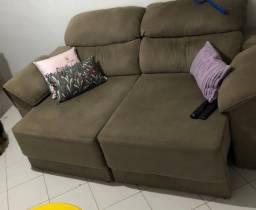 Vendo sofá semi novo
