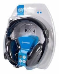 Fone De Ouvido Headphone Profissional Hoopson F-014