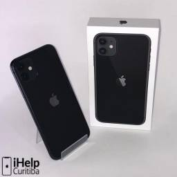 iPhone 11 64GB e 128GB Space Grey Lacrado