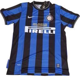 Camisa inter de Milão 2010 champions league