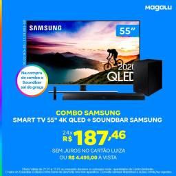 TV QLED 55? 4K