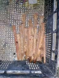 Ponteiros para obra usados