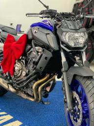 Yamaha Mt-07 2021 0km - R$7.990,00
