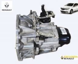 Caixa De Cambio Original Renault Logan Sandero 1.0 12v 3c