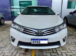 Toyota Corolla XEI 2.0 - Versão mais completa!