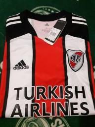 Terceira camisa River Plate 2021