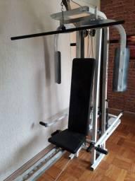 Estação de musculação 50kg