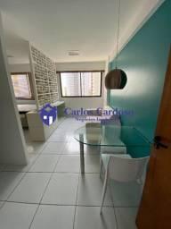 Apartamento 1 quarto -Mobiliado - Zona Norte - Studio Parnamirim
