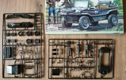 Modelismo Miniatura Italeri Schwimmwagen