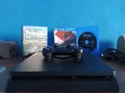 PS4 Slim 500GB LEIA A DESCRIÇÃO