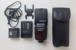 Flash Godox V860II + Radio Godox X2 ( Ambos NIKON)