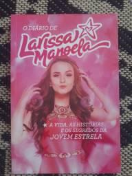 Livro Diário De Larissa Manoela