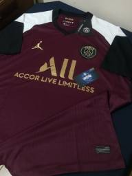 Camisa do PSG a pronta entrega