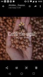 Café do caroço do Açaí