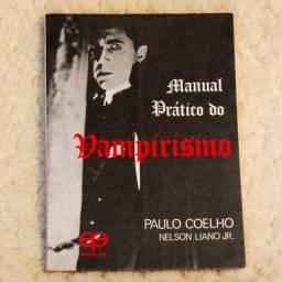 Manual Prático do Vampirismo - Paulo Coelho e Nelson Liano Jr.