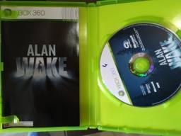Jogos Originais Alan Wake e Forza Motorsport 4 - Xbox 360