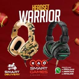 Headset warrior profissional
