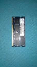 Memoria RAM Nanya 2gb 5300 Pc2 2rx8<br>