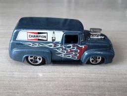 Miniatura 56 Ford Truck F-100 Champion Hot Wheels