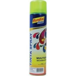 Spray Amarelo Luminoso 400ml Mundial Prime