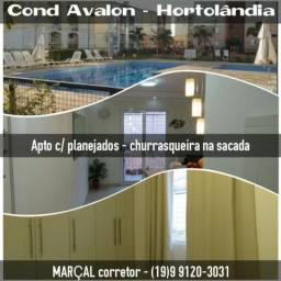 Condomínio Avalon - Hortolândia