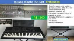 Teclado Profissional Yamaha PSR-510 - Oportunidade !!!!