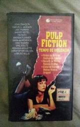 Fita VHS Pulp Fiction original