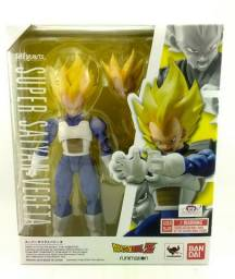 Bandai S.h.figuarts Dragon Ball Z - Super Vegeta - Original