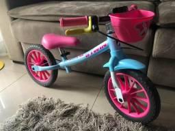 Bicicleta Unisex Infantil Sem Pedal