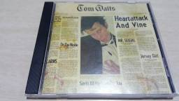 CD - Tom Waits - Heartattack And Wine - usado