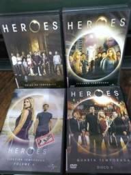 Vendo/troco série original de Heroes