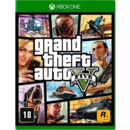 Troco Jogos por GTA V