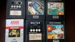 Atari 2600 com 20 Jogos
