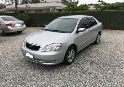 Corolla 1.6 2003 completo XLI automático - 2003