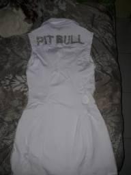 Vendo este vestido da pit bull tam: 40