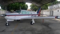 Avião Piper
