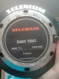 D405 trio 350 com a boca de corneta junto!