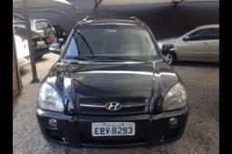 Hyundai tucson MPFI 2.0 GLS automatica 2008 - 2008