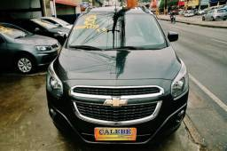 Gm - Chevrolet Spin LTZ 1.8 7 Lugares - Automatica - Impecável ! - 2018