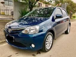 Toyota Etios XLS 1.5 Único Dono Impecável - 2015