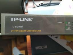 Switch TP-Link 24 portas ( não gerenciável)