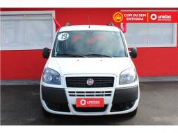 Fiat Doblo 1.8 mpi essence 7l 16v flex 4p manual - 2019
