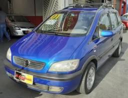 Zafira 2.0 MPFi 8v Gasolina Manual - Completo - Aceito Trocas - 2001