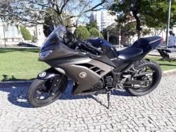Kawasaki - Ninja 300 - Financio em até 48x. Aceito cartão crédito 12x