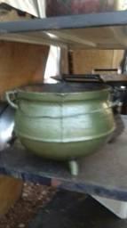 Panela de ferro, fundido, 31 litros