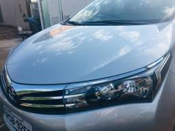 Corolla Xei 15/16 Prata Sem detalhe - 2016