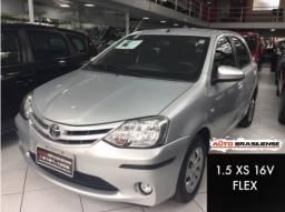Toyota Etios 1.5 xs 16v - 2016