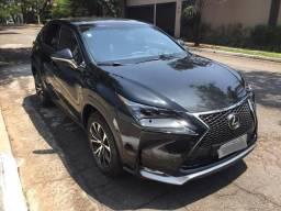 Lexus NX200T FSport 22 mil km 2016 na garantia! - 2016