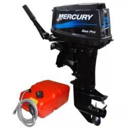 Motor Mercury Sea Pro 25hp - 2019